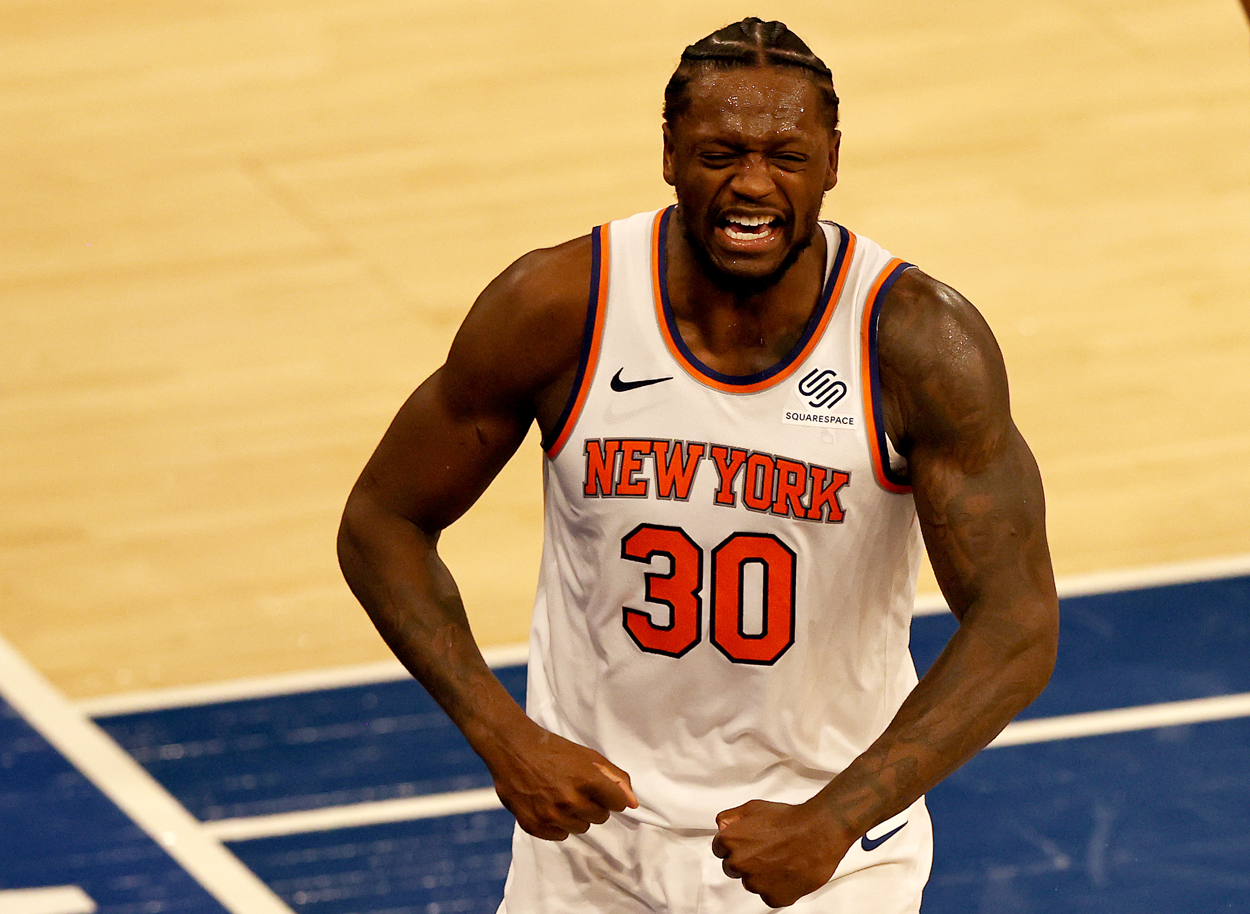 Orange Julius: Randle with 32, Knicks cool Pelicans | WGNO