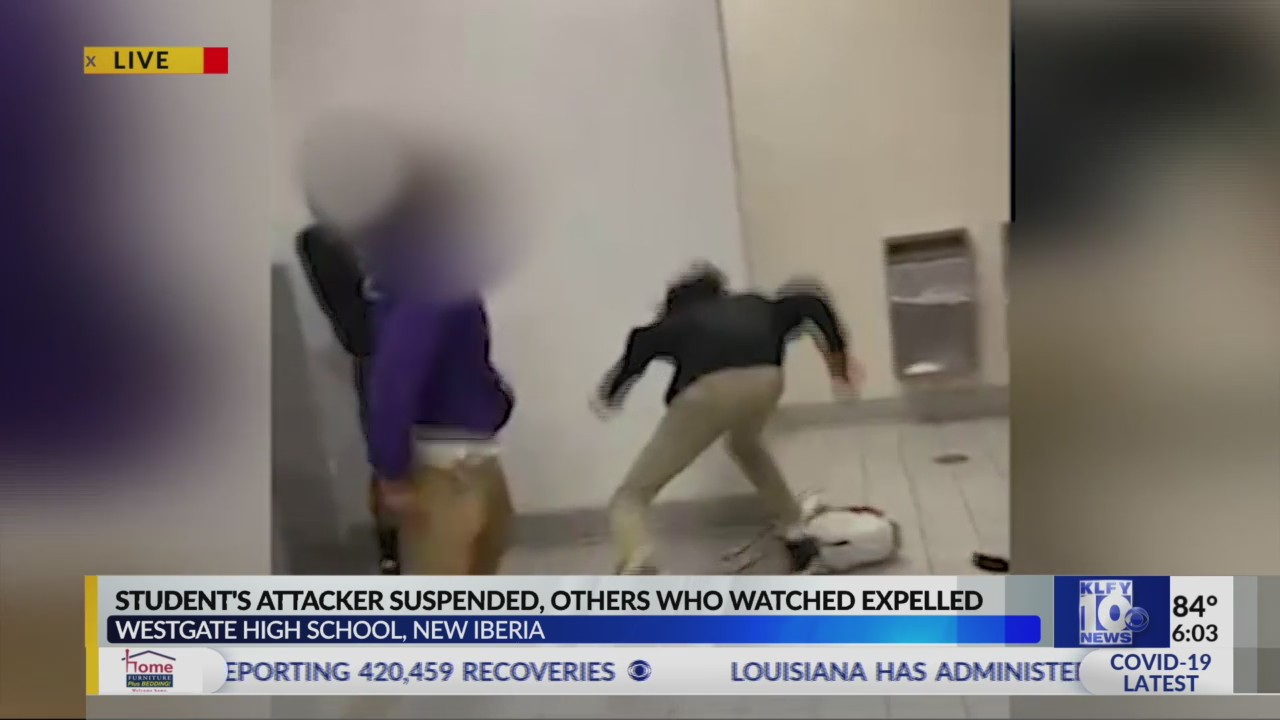 Mother of bullied teen says student who allegedly beat her son was suspended, others expelled