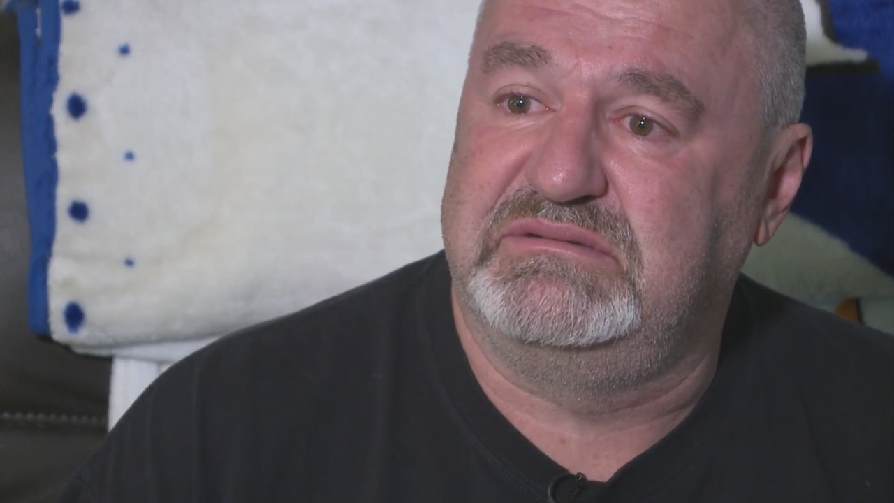 Kansas man says 2nd Pfizer shot left him with rare, temporary paralysis