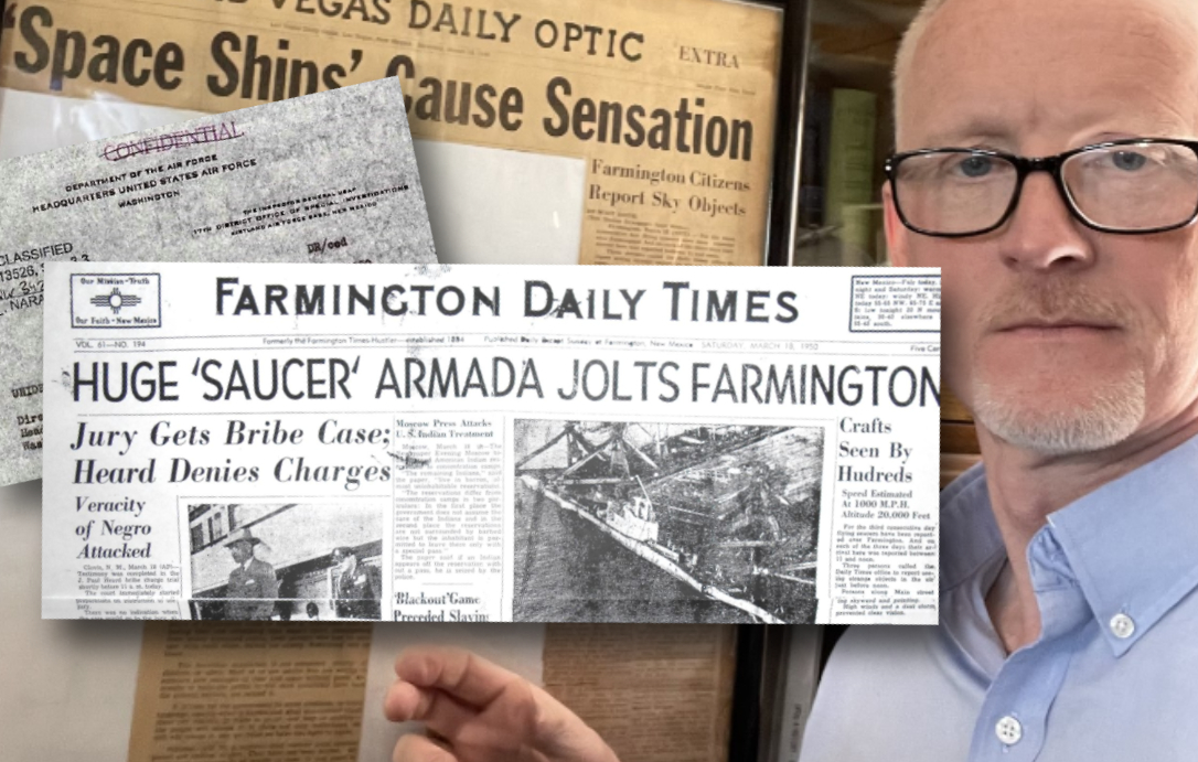 Farmington UFO Armada: possibly the largest UFO event you've never heard about