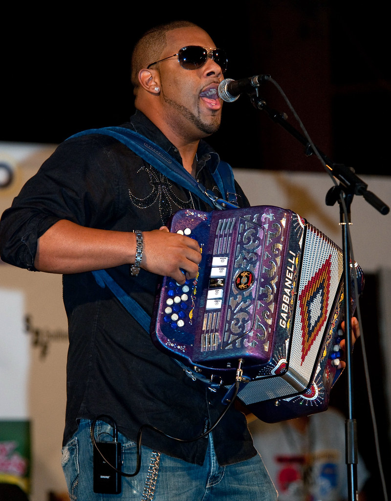 Community offers love, prayers, support following reports that Louisiana Zydeco musician Chris Ardoin was shot