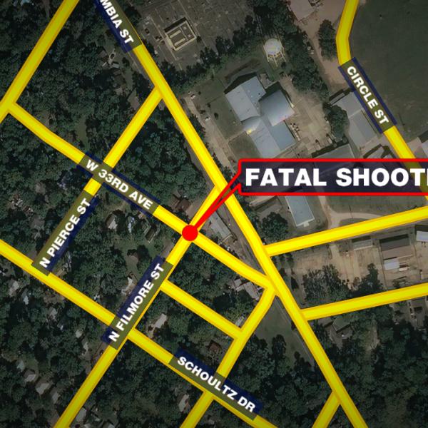 Fatal shooting in Covington neighborhood