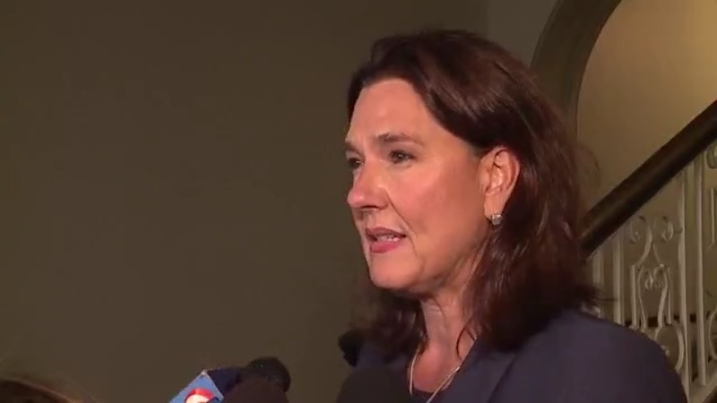 Kristen Palmer qualifies for New Orleans October Election