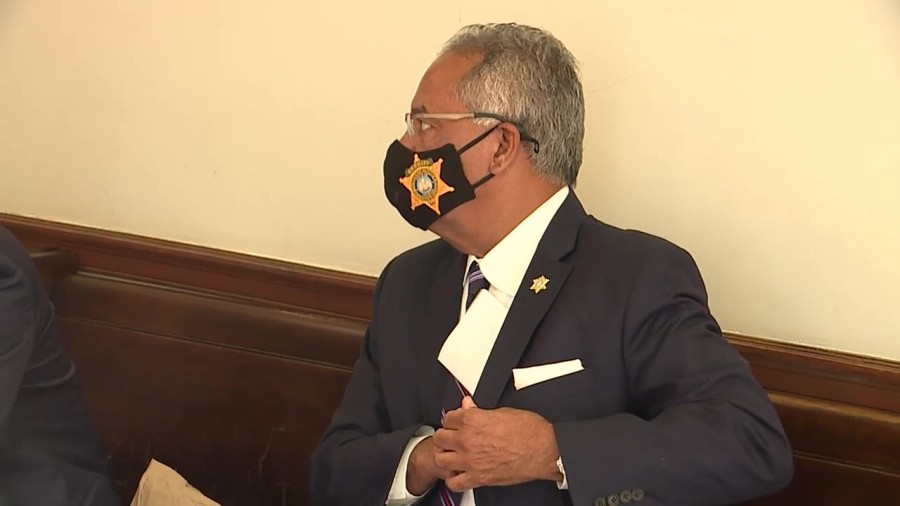 Sheriff Gusman qualifies for New Orleans October Election