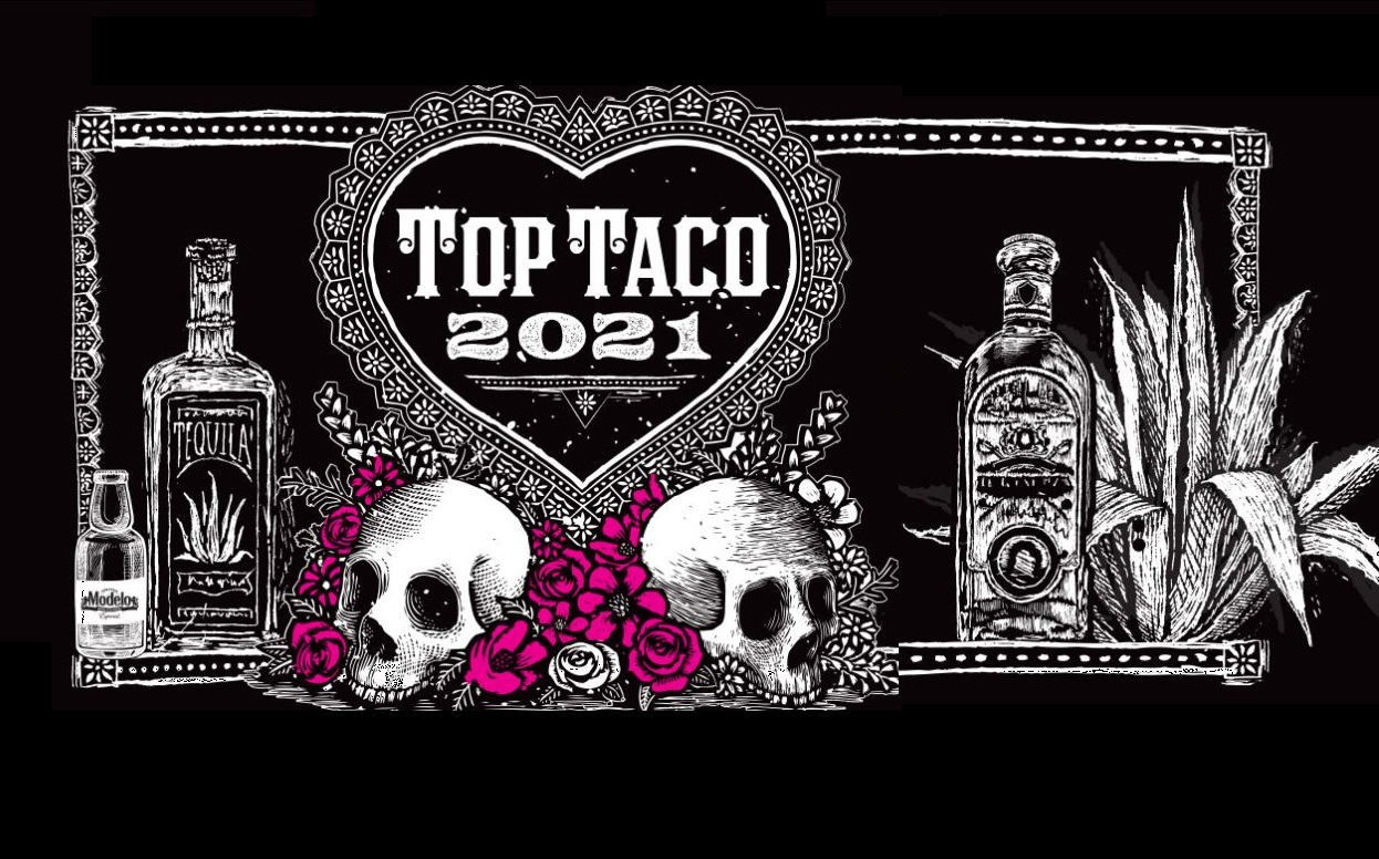 2021 Top Taco competition in Metairie