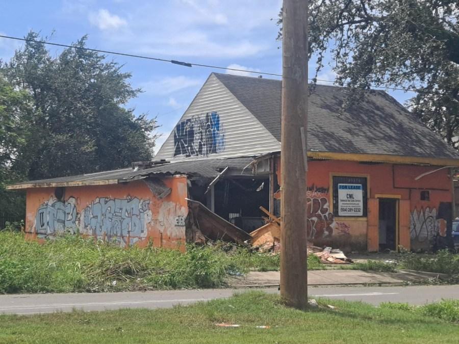 9th Ward Storm Damage