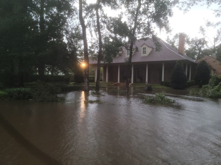 Covington flooding