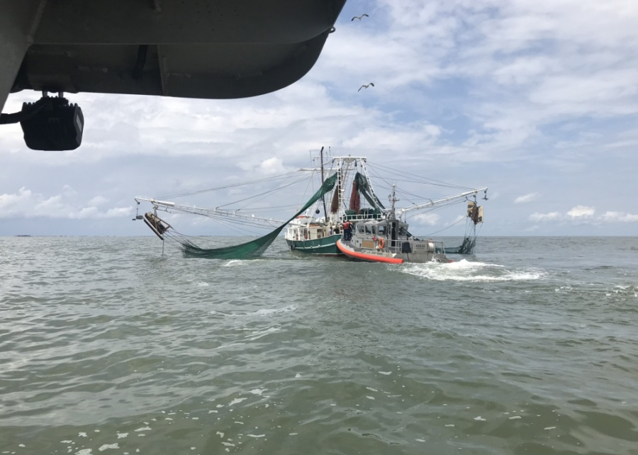 Grand Isle fisherman rescued after possible heart attack