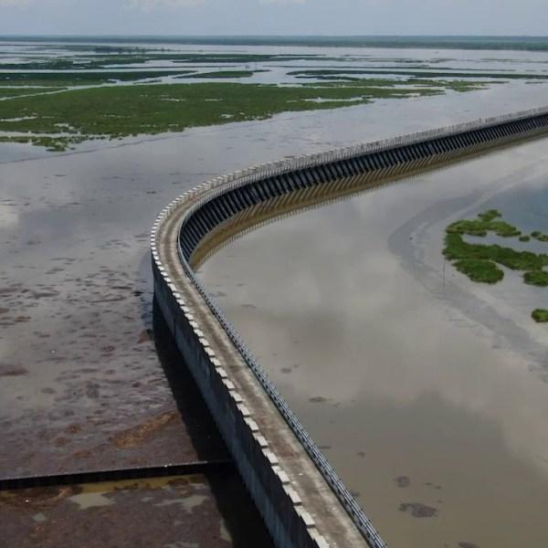 Great Wall of Louisiana