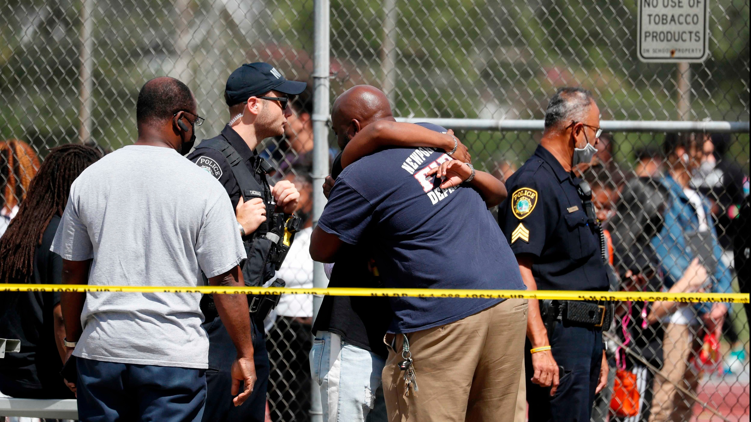 Heritage High School Shooting