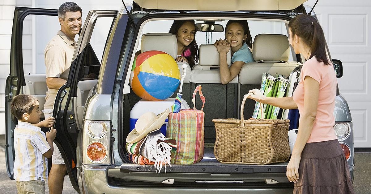The best family SUVs